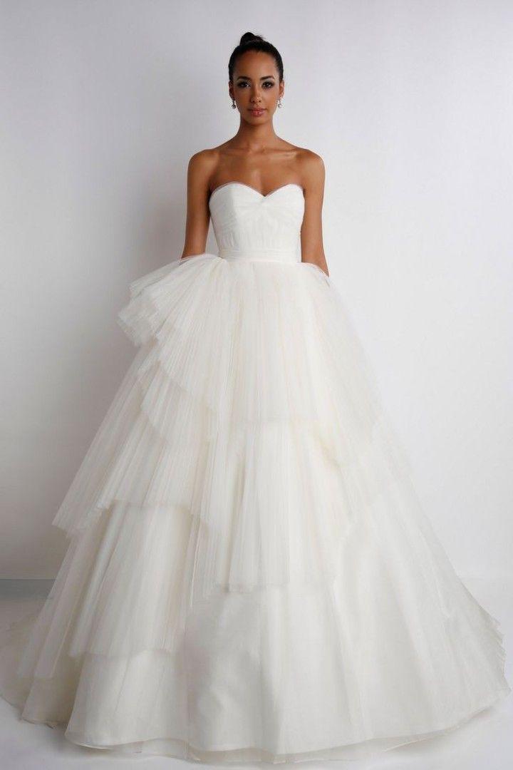 Rafael Cennamo Ball Gown Wedding Dresses - MODwedding
