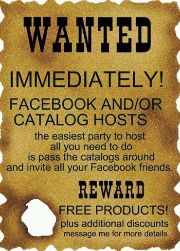 Facebook Party??? www.tarenwilhelm.origamiowl.com/ www.mythirtyone.com/tarenwilhelm/