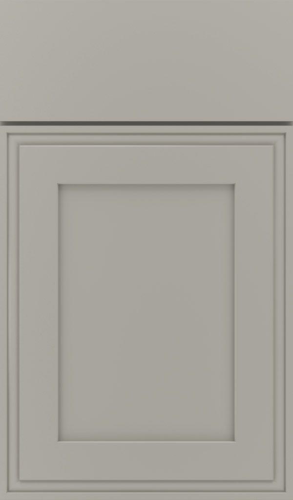 Daladier Alder recessed panel cabinet door in Pheasant