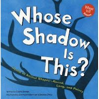 Whose Shadow is This? Along with other books about shadows and Activites