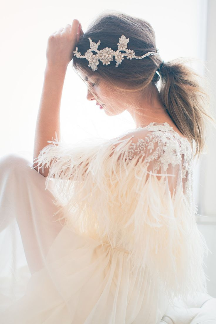 Jannie Baltzer 2016 Bridal Accessories   itakeyou.co.uk: