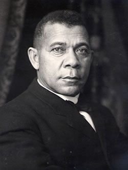 """I am afraid that there is a certain class of race problem solvers who don't want the patient to get well, because as long as the disease holds out they have not only an easy means of making a living, but also an easy medium through which to make themselves prominent before the public. ~Booker T. Washington, """"My Larger Education"""", Chapter 5."""