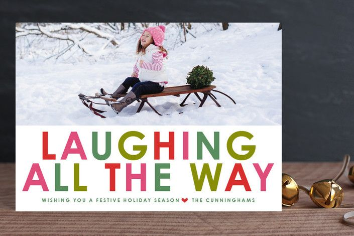 Winter Brights by toast & laurel at minted.com