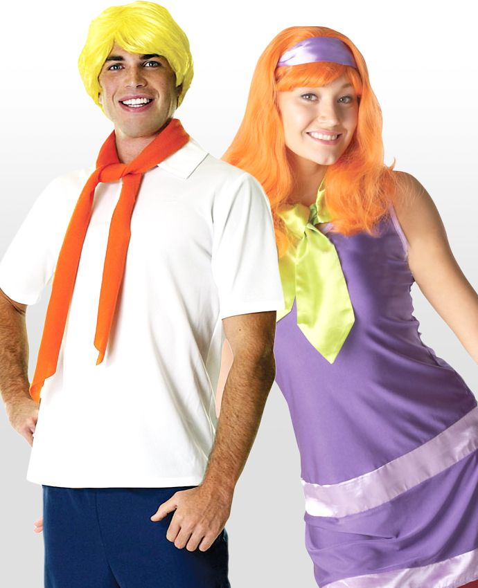 Fred and Dahpne Couples Costume
