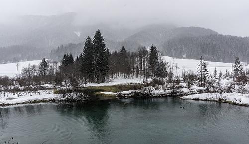 Slovenia..  'Narnia' > see more like this at http://awkwardtourist.com/2013/slovenia-lake-bled-surrounds/