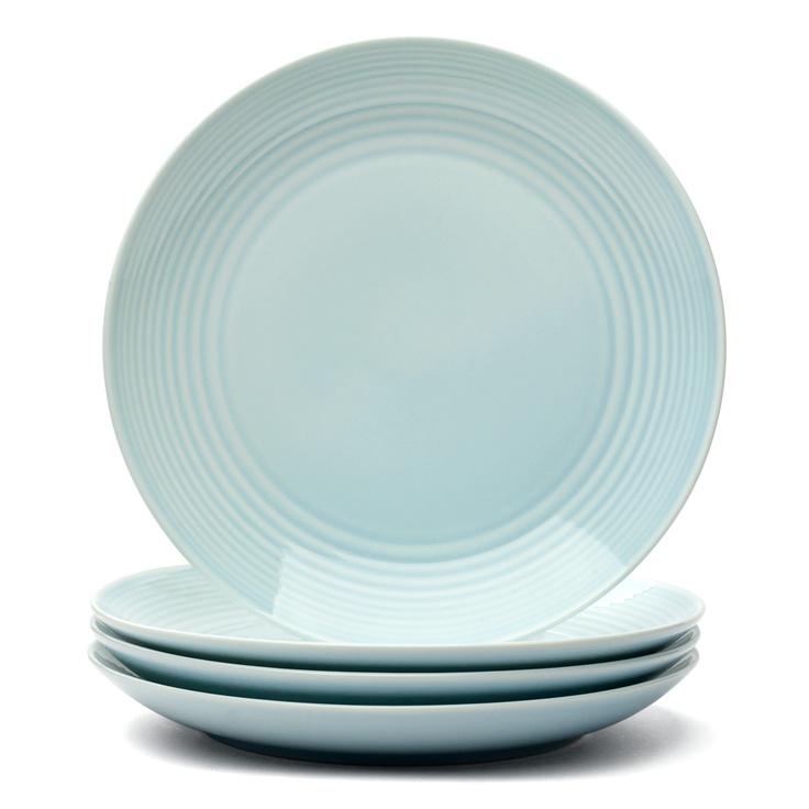 Set of 4 ROYAL DOULTON Gordon Ramsay MAZE Dinner Plates 11\  UNUSED #RoyalDoulton | Antique Sales Unlimited | Pinterest | Royal doulton Maze and Dinnerware  sc 1 st  Pinterest & Set of 4 ROYAL DOULTON Gordon Ramsay MAZE Dinner Plates 11\