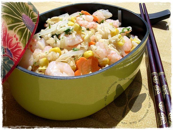 Insalata di mais in stile orientale, ricetta estiva