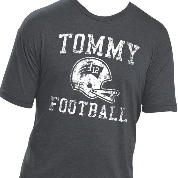 Tommy Football Barstool Sports Mens tops, Mens tshirts