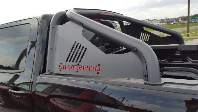 2016 silverado roll bar