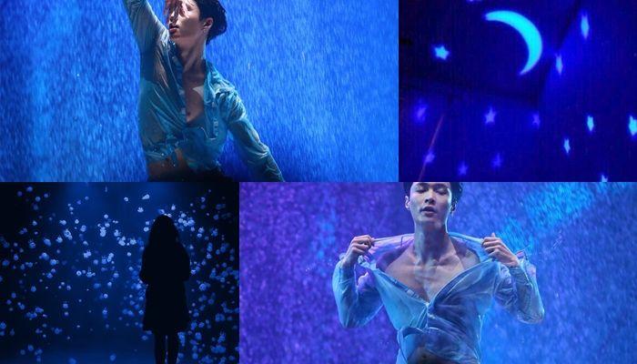 #Yixing #Lay #ZhangYixing #EXO #Aesthetic #Blue