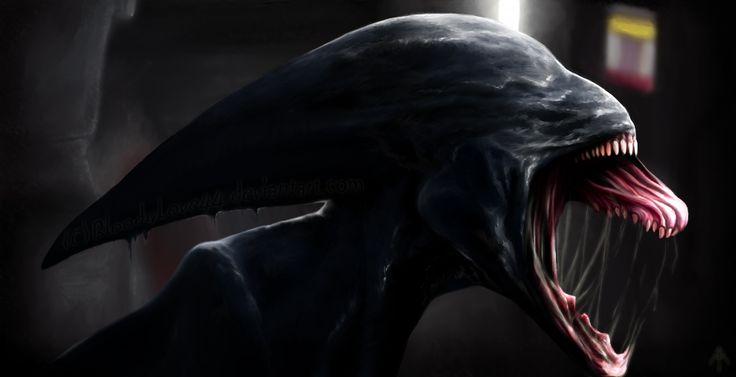 Xenomorph Vs Deacon Deacon alien 2 ...