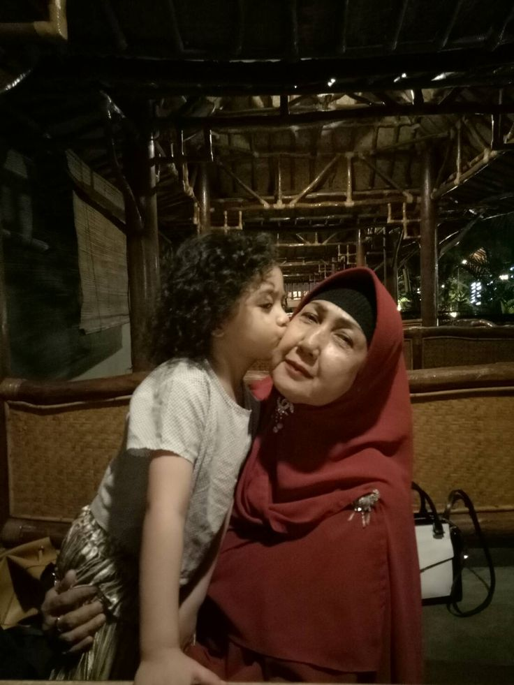 Quell with Granma...