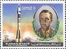 Soyuz 11 - Dobrovolsky - 1972