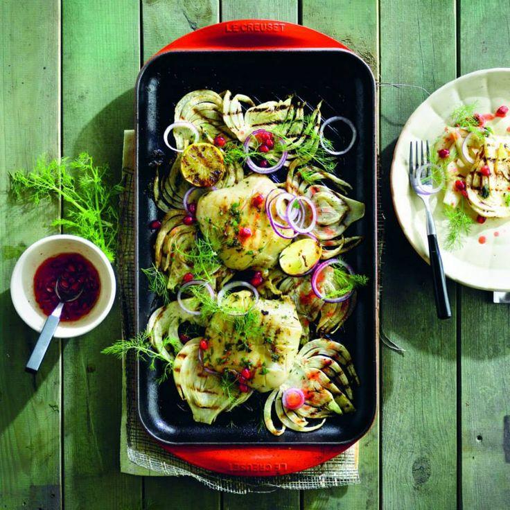 7 best Le Creuset - Grill & Plancha images on Pinterest   Le creuset ...