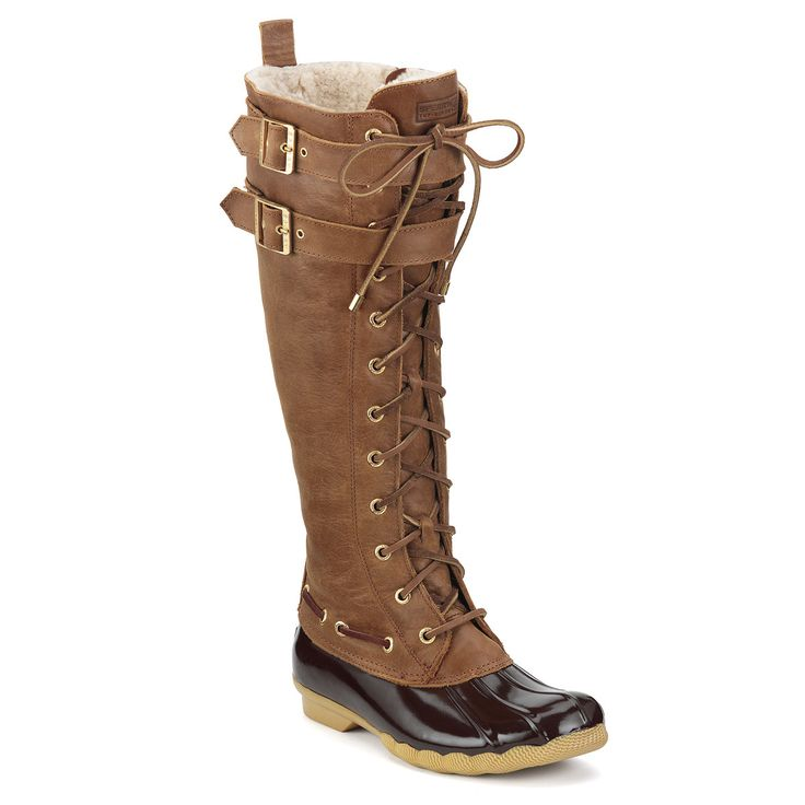 Want and NEED if we have another winter like last year!  Sperry Topsider Albatross Boot