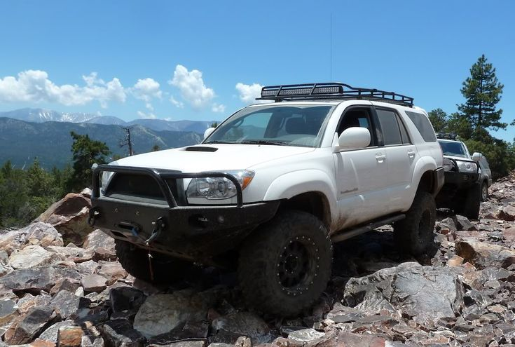 2006 Toyota 4runner Roof Rack Parts Cosmecol