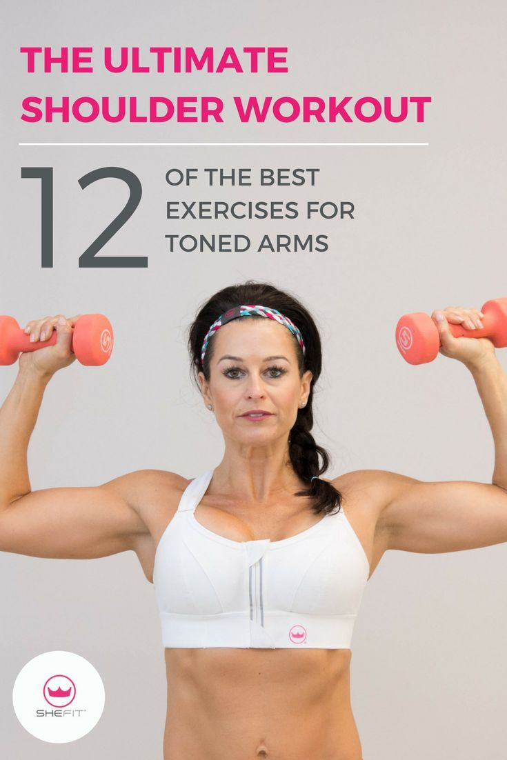 foto The Best Moves For Healthy Shoulders