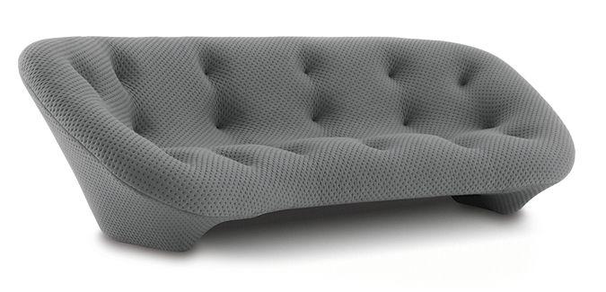 Ploum Sofa by Roset SA: Red Dot Award Product Design 2011. #Sofa #Ploum_Sofa #Furniture #Red_Dot #Roset_SA