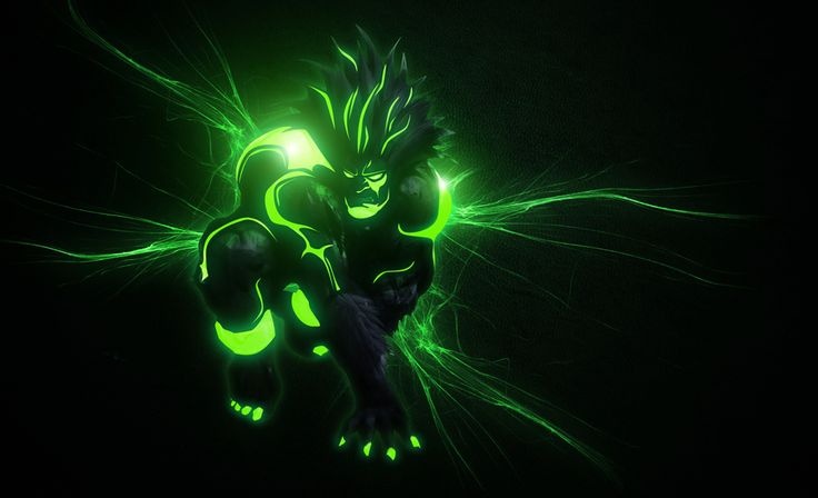 This TRON Inspired STREET FIGHTER Artwork Will Have You Returning to theGrid - News - GeekTyrant