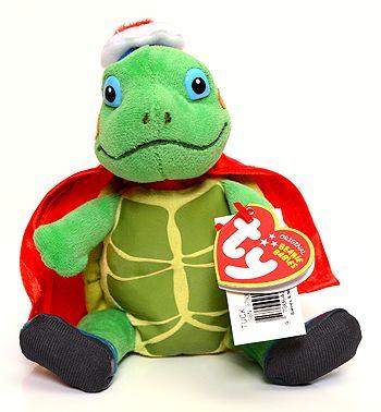 Tuck Turtle Ty Beanie Babies Baby beanie, Ty beanie