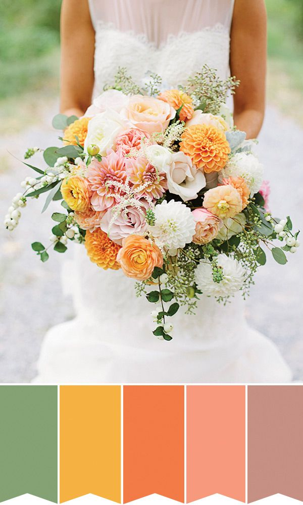 create wedding bouquet 5 gorgeous summer wedding bouquets amp how to create them 3179