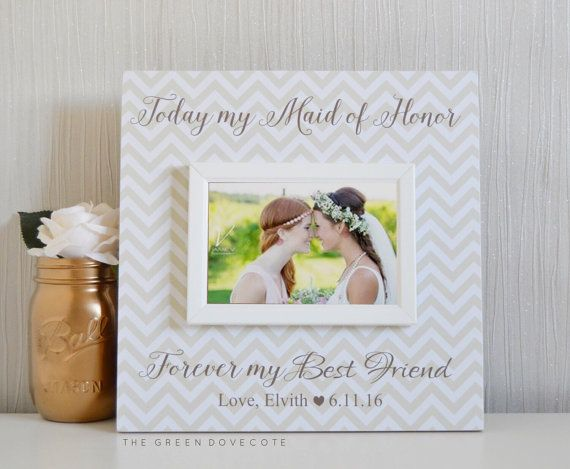 Wedding Day Gift For Sister : Wedding Gift For Sister on Pinterest Bridesmaid gifts for sisters ...