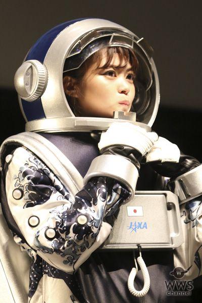 93dac01eaa2d6 元AKB48 前田亜美、元NMB48 藤江れいなが宇宙服でステージに登場! <TiARY TV Fes!! Powered by Tokyo  Street Collection>
