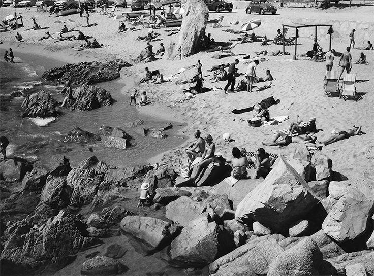 a85p40a302 playa de lloret de mar girona 1964
