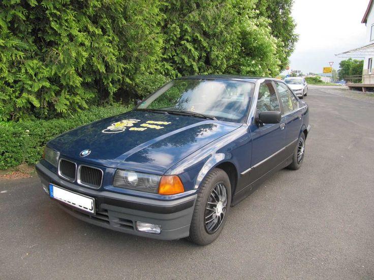 BMW e36, 318i, Limousine   Check more at https://0nlineshop.de/bmw-e36-318i-limousine/