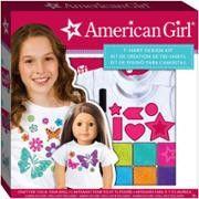American Girl Doll T Shirt Making Kit