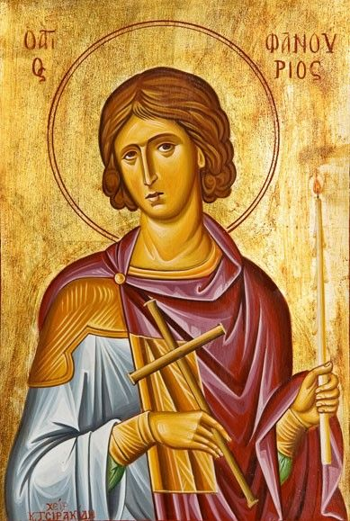 Feast of St Fanourios (Faliraki)