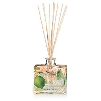 1166348 Vanilla Lime Signature Reed Diffuser by Yankee Candle 3 oz Review