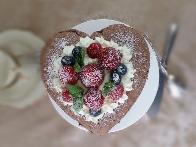 Herzstück : Naked Cake