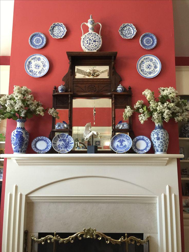 For the love of Blue + White Porcelains!!!