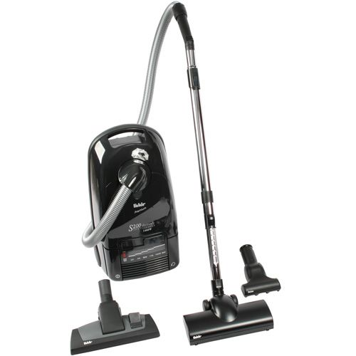 Fakir S-200T Canister Vacuum from Germany. Great for cleaning the whole house thanks to the attachments.
