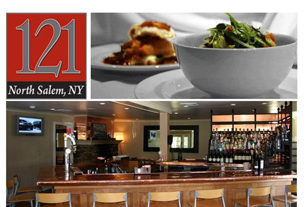 121 restaurant and bar north salem