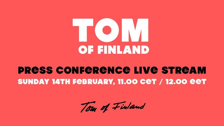 Tom of Finland Movie Press Conference 14.02.2016