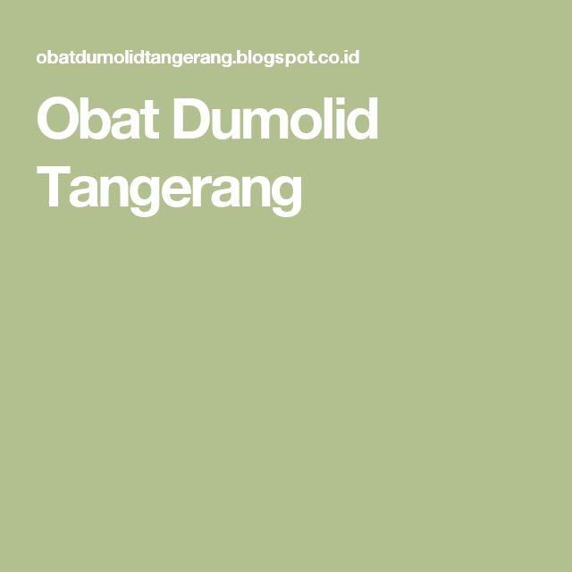 Obat Dumolid Tangerang