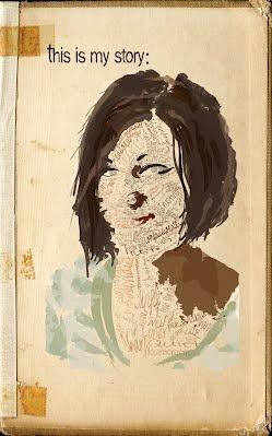 Typographic Self-Portrait - Solon High School Visual Arts