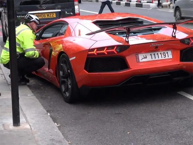 Qatar Supercars In Dorchester Hotel Park Lane Luxury Cars