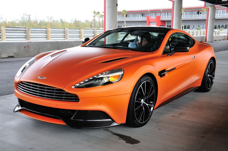 Aston Martin Vanquish  | Lucky Auto Body in Beaverton, OR is an auto body repair shop committed to providing customers with the level of servic & quality of repair they expect & deserve! Call (503) 646-9016 or visit www.luckyautobodybeaverton.com for more info!