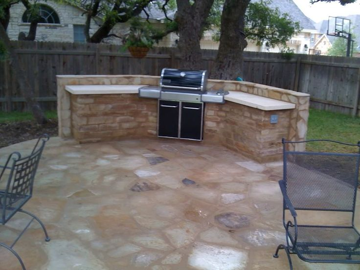 25 Best Ideas About Bbq Island Kits On Pinterest Outdoor Grill Area Outdoor Grill Island And