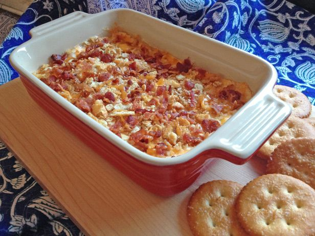 The Perfect Party Dip — The New Girl, Trisha Yearwood, Charleston Cheese Dip