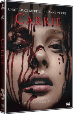 Film Carrie na DVD. Carrie dvd.