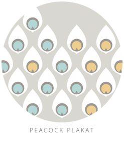 Printable Peacock