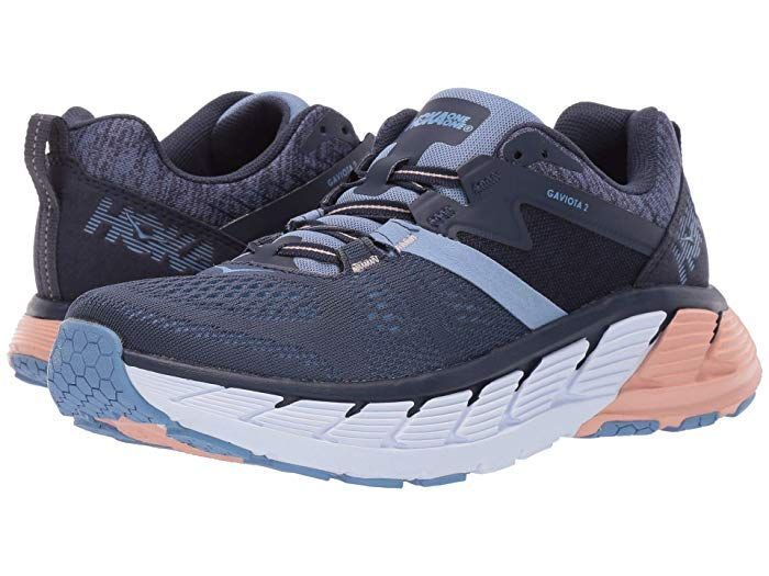 Hoka One One Gaviota 2 Mood Indigo//Dusty Pink Women/'s