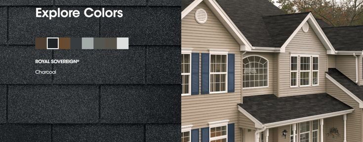 Best Colors For Royal Sovereign Shingles Architectural 400 x 300