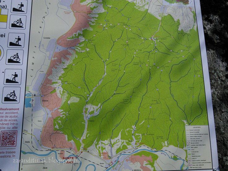 Map of Zarand