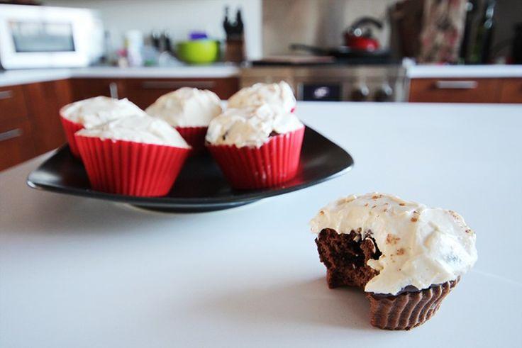 Protein keki, hmm hem de ev yapımı! Ev Yapımı Protein Keki Tarifi
