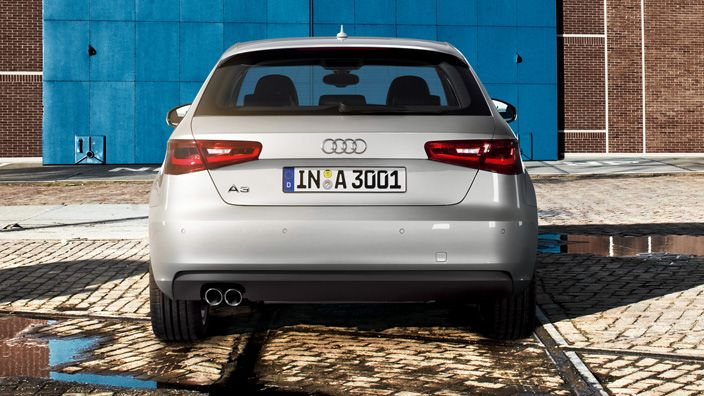 The new A3 exterior design speaks a unique language; its dynamism is impressive on every trip. Experience our lead in a vehicle that is way ahead of the rest. Source: Audi AG
